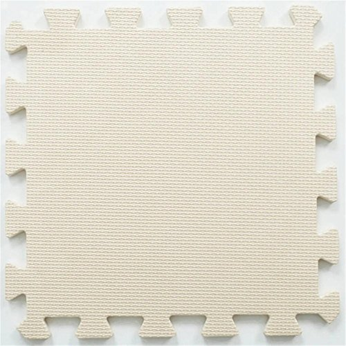 Hoxekle 9pcs Baby Play Mat Plain Color Puzzle Mats EVA Foam Mat Kids Jigsaw Mats 30X30X1cm for Bedroom School Protective Floor (Jigsaw Floor Mats)