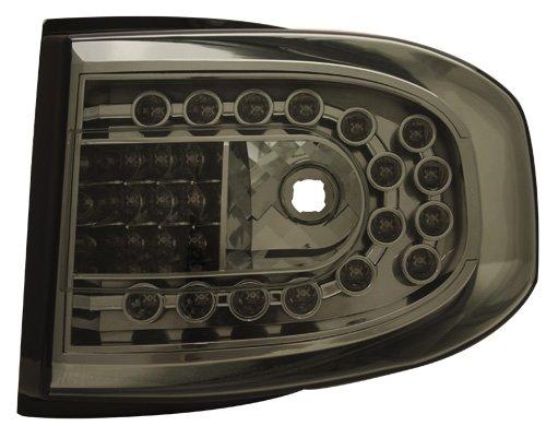 - IPCW LEDT-2038CS Platinum Smoke LED Tail Lamp - Pair