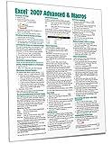 Microsoft Excel 2007 Advanced & Macros Quick