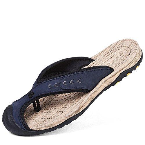 Outdoor Men Wading Sandals Beach Shoes Multi-color Multi-size Blue iiCXxHRL9P