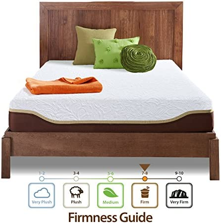 home, kitchen, furniture, bedroom furniture, mattresses, box springs,  mattresses 5 image Live and Sleep Elite - Queen Size Memory Foam promotion