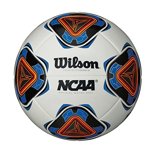 - Wilson NCAA Forte FYbrid II Official Championship Match Ball