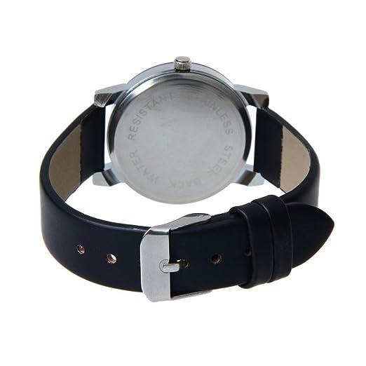 Montre Femmes,zycShang Women Quartz Cadran Horloge Montre-Bracelet en Cuir  Boîtier Rond  Amazon.fr  Montres c42b2f77a12
