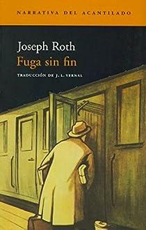 Fuga sin fin par Roth