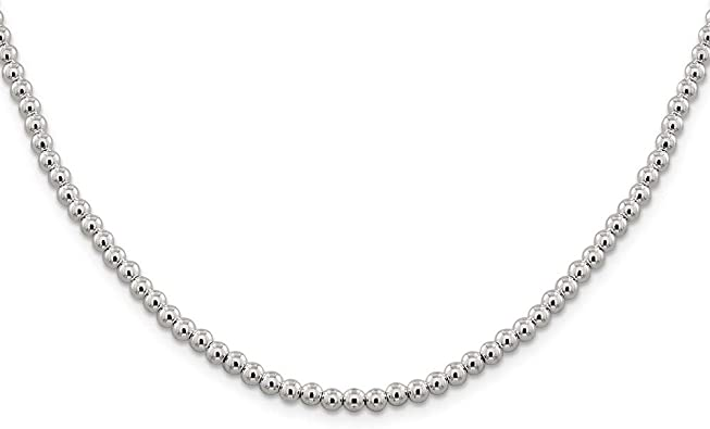 50cm Solid 925 Sterling Silver BOX Chain Necklace 20 inch