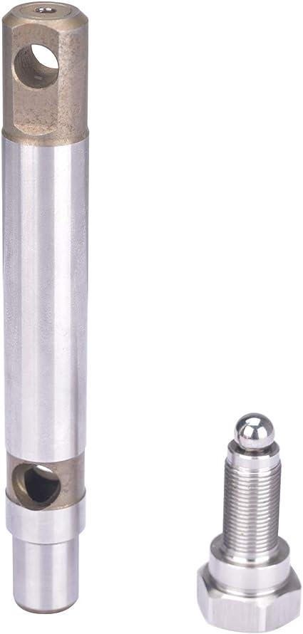 Kit 3 paraolio pistone 15 x 24 x 5 mm pompa idropulitrice COMET serie LWR LWD