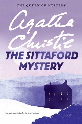The Sittaford Mystery (Agatha Christie Mysteries Collection (Paperback)) cover