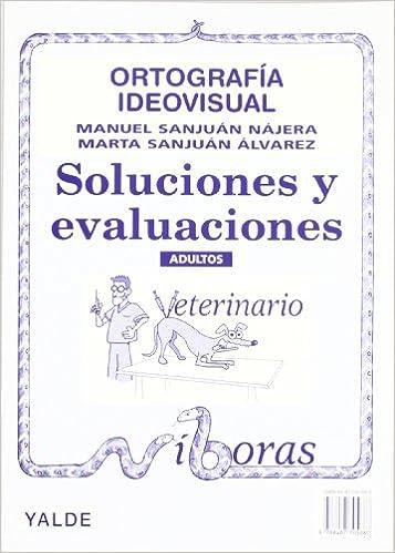 Descargar libros de best seller pdf Ortografia ideovisual (adultos ...