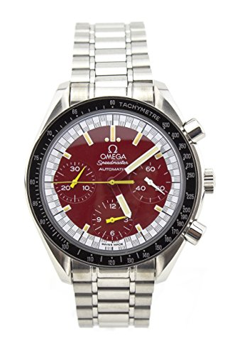 Omega Speedmaster Day Date (Omega Speedmaster Stainless Steel Automatic Mens Watch 3510.61 (Certified Pre-owned))