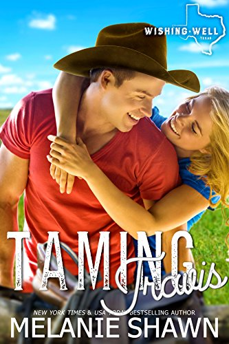 Taming Travis Wishing Well Texas ebook product image
