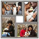 Best Adeco Friends Picture Collages - VonHaus 4X Decorative Collage Picture Frames Multiple 4x6 Review