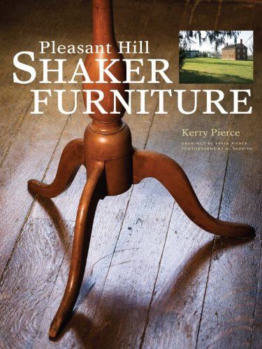 Pleasant Hill Shaker Furniture (Popular Woodworking)