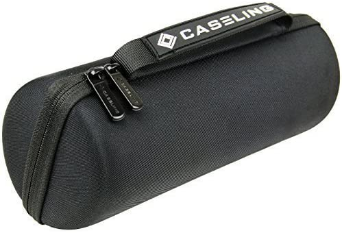 Caseling Hard Case fits ue Megaboom Wireless Speaker - Fits Plug & Cables.