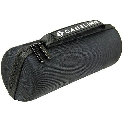 Caseling Hard CASE for UE MEGABOOM Wireless Bluetooth Speaker - Fits Plug & Cables.