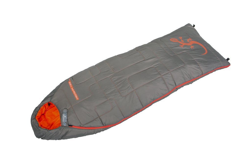 Micropak 1150R-sac Couchage Camping randonn/ée Freetime-Sac de Couchage rectangulaire