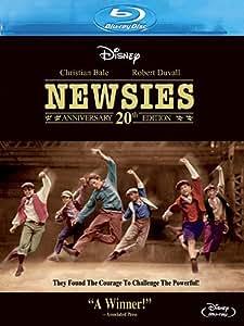 Newsies: 20th Anniversary Edition [Blu-ray]