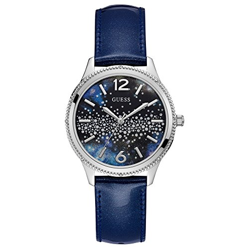Guess Analog Blue Dial Women's Watches - ()