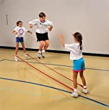Jumpbands 087892 Childcraft Jump Bands Dance Kit, 3.25'' Height, 9.38'' Width, 12.5'' Length