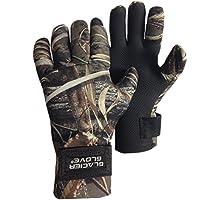 Glacier Glove Bristol Bay Guante de neopreno de caza, Máx. 5, Grande
