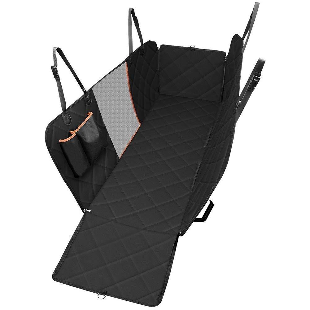 Car pet mat, car Rear seat pet Dog seat Waterproof and Anti-Dirty, for pet Travel Transport, Dog Portable Collapsible pet Bag.