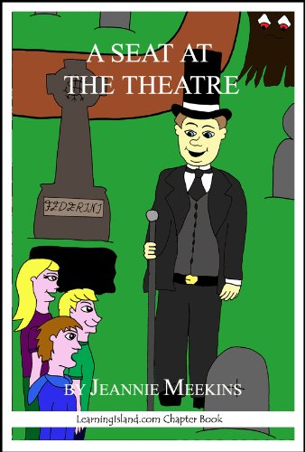 A Seat at the Theatre (Midnight Ghosts Book 2)