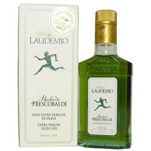Laudemio Extra Virgin Olive Oil , 16.9-Ounce Bottle (Pack of 2) by Laudemio (Image #1)