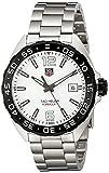 TAG Heuer Men's WAZ1111.BA0875 Silver-Tone Stainless Steel Watch