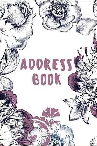amazon com address book small address book alphabetical with