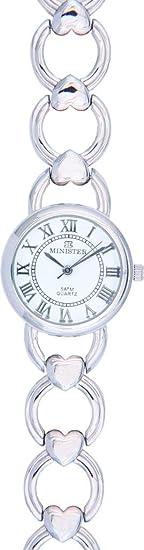 Minister Diseño-8780 Reloj mujer de pulsera