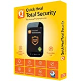 Quick Heal Total Security Latest Version for Android - 1 Device, 1 Year (Voucher)