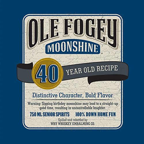 (Creative Converting 16 Count Lunch Napkins, Ole Fogey-40)