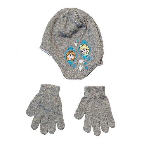 La reine des neiges - Ensemble - bonnet - gants