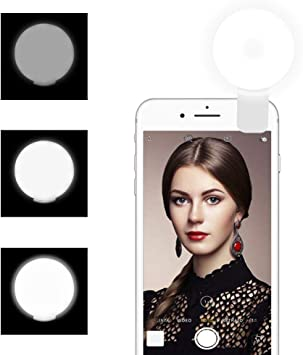 DAM. DMAB0022C01 Luz Beauty para Smartphone, Especial Selfies ...