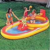 H2OGO! Inflatable Family Pool Play Center