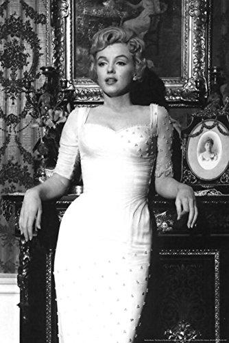 Studio B Marilyn Monroe Dress Poster