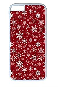 Christmas Pattern Holiday Custom For SamSung Galaxy S4 Case Cover Polycarbonate White
