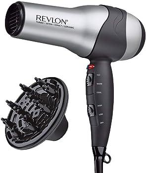 Revlon 1875W Volumizing Turbo Hair Dryer (RV473CP)