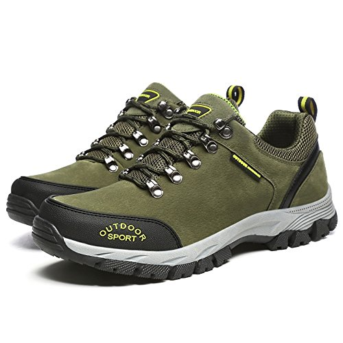 Mocassini Uomo Shufang Army Green shoes Z5Tqc4cnXW