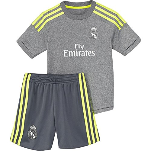 Real Madrid Away Ronaldo Kids  7 Soccer Kit Jersey and Shorts - Import It  All 5d1464962