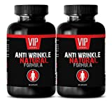 Product review for antioxidant formula - ANTI-WRINKLE - ALL NATURAL FORMULA - anti aging - 2 Bottles (120 Capsules)