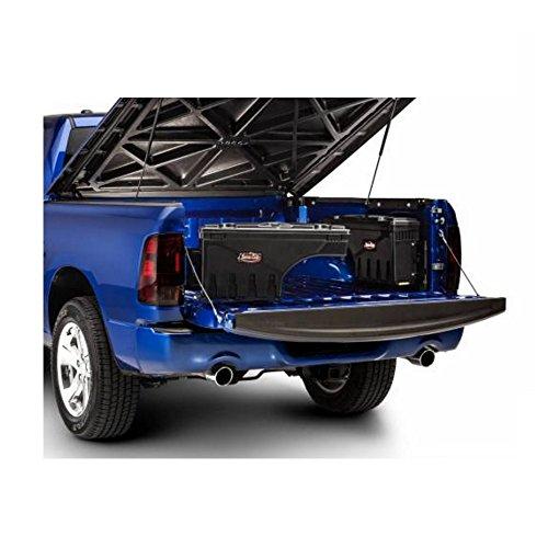 Undercover SC300D SC300P Set of Driver & Passenger Side Black Swing Case Storage Boxes for Dodge Ram 1500
