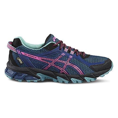 ASICS - Gel-sonoma 2 G-tx, Zapatillas de Running mujer turquesa