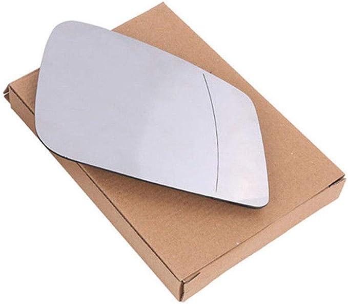 Ricoy Weiß Getönte Rückwärtiges Flügel Seitenspiegel Glas Für F01 F07 F10 F11 F18 F20 F30 F32 F34 F36 Rechts Auto