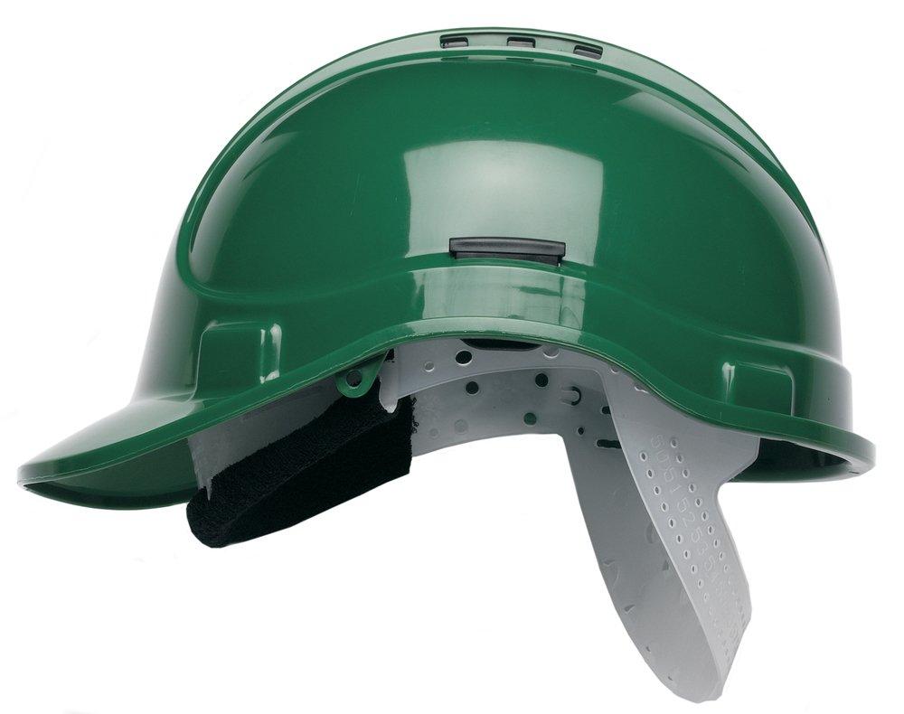 Scott HC300VEL Vented Safety Helmet Green Scott HC300VEL Vented Helmet - Green