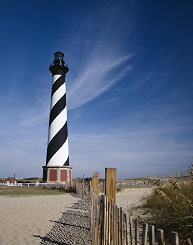Cape Hatteras, NC - Photo - Cape Hatteras Light, Outer Banks, North Carolina - Carol Highsmith (Outer Lighthouse Banks Nc)
