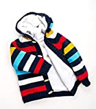 Baby Toddler Boys Girls Striped Long Sleeve