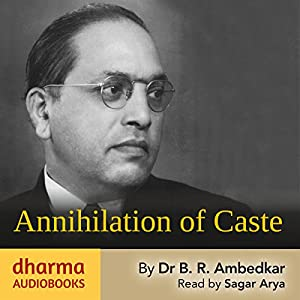 Annihilation of Caste Audiobook