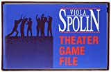 img - for Theater Game File (Index Cards and Handbook) book / textbook / text book