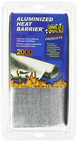 adhesive backed heat barrier - 2