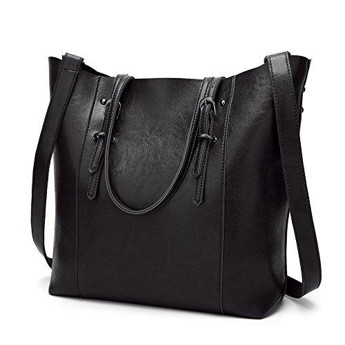Reversible Hobo Handbag - 4
